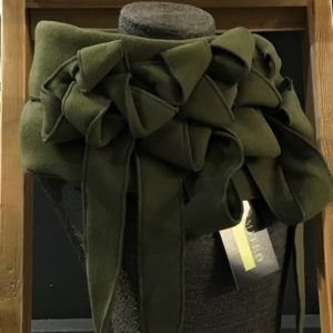 Stylish Khaki Collar
